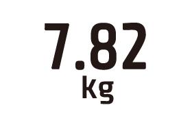 7.82kg