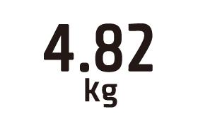 4.82kg