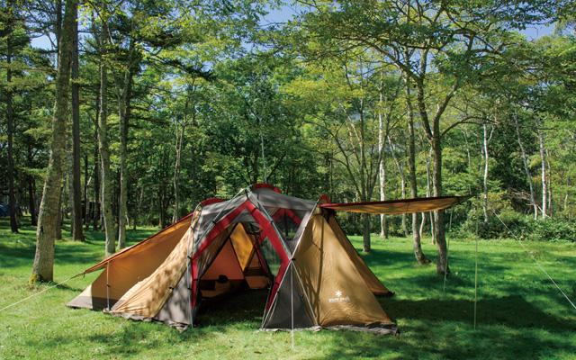 + Living Shell・Inner Tent