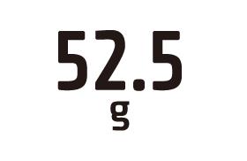 52.5g