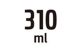 310ml