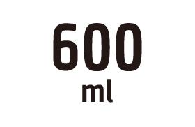 600ml