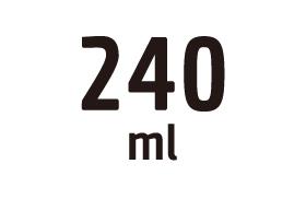 240ml