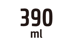 390ml