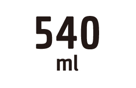 540ml