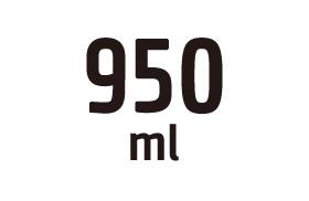 950ml