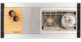 1調理作業スペースを作り、隣にツーバーナーで調理する_013