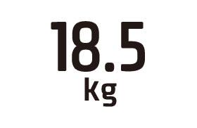 トルテュライト重量