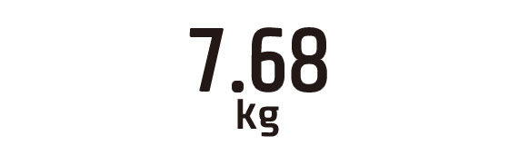 焚火台Mセット重量
