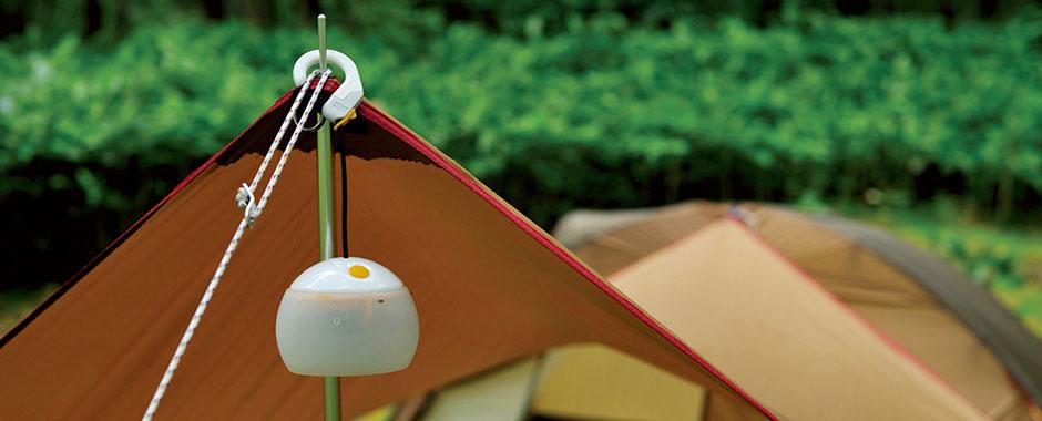 Light Tarp Pole軽データ