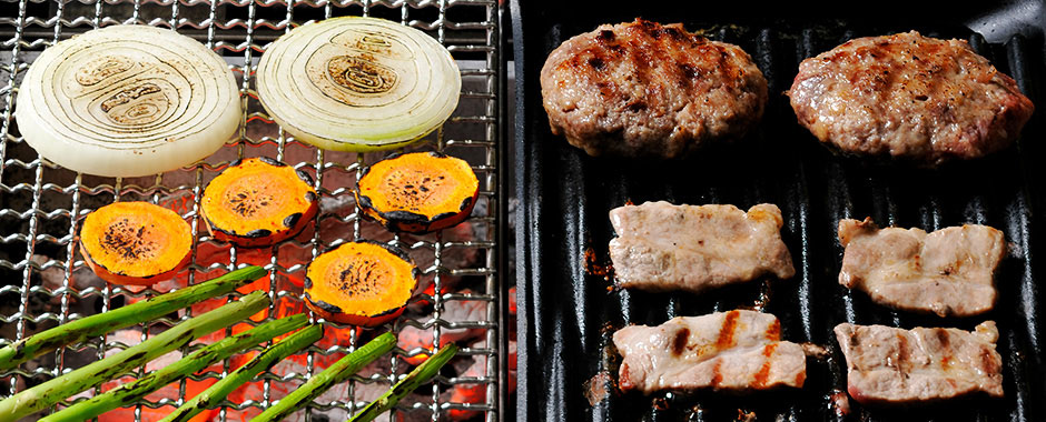 Grill Net / Plate軽データ