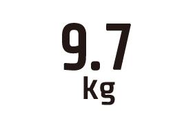 SD-616重量