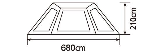 TP-400サイズ