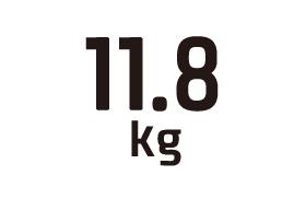 Mセット重量