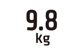 Lセット重量