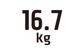 セット重量