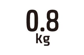 1ユニット浅型重量