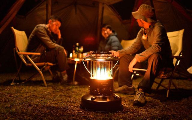 ★すまいるキャンプ11★:ソロキャン暖房対策!